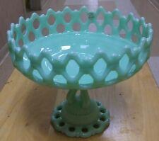 Vintage Jadeite WESTMORELAND Fruit Bowl