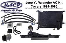 1995 Jeep Wrangler YJ AC Kit 4.0L Engine