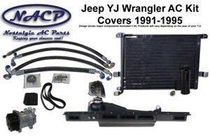 1995 Jeep Wrangler YJ AC Kit 4.0L Engine