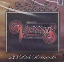 CD - Grupo Vennus De Aguililla Michoacan NEW 20 Del Recuerdo FAST SHIPPING !