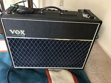Vox Valvetronix AD120VT Combo Amp w/ Vox Footswitch