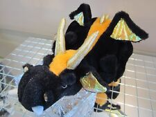 WEBKINZ LAVA DRAGON RARE! PLUSH ONLY NO CODE! LOW $$ AMAZING DEAL! SPECTACULAR!!
