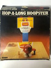 Vintage Hop-a-long Hoopster Basketball Game by Tomy