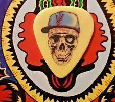 AVENGED SEVENFOLD Zacky Vengeance 2010 Nightmare Tour yellow guitar pick
