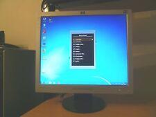 "Ecran HP L1906 moniteur LCD 19"""