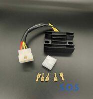 Senmubery Voltage Regulator Rectifier for DR-Z250 LT-F160 LT-F250 LT-F300 LT160E LT-4WD LT-F4WDX Quad Runner King