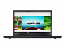 "Lenovo Thinkpad T470 Core i7-7500U 8 Go 256 Go SSD 14.0"" Full Hd Windows 10 Pro"