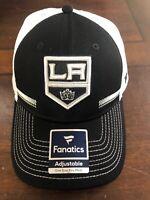 Los Angeles Kings Trucker Hat Cap Snapback New Fanatics Nhl Hockey Primary
