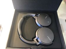 Sony MDR-XB950N1 EXTRA BASS Wireless Headphones - Noise Cancelling Gray