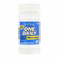 21st Century One Daily Mens Multivitamin 100 Tablets mens Multi with Lycopene