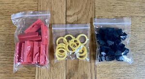 Hasbro Monopoly Queen Edition Board Game Replacement Spare Part - Staging Blocks