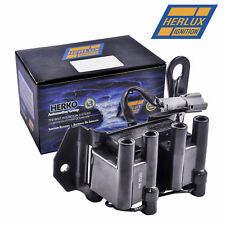 Herko B113 Ignition Coil For Hyundai Accent L4 1.5L 1995-1999