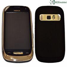 Nokia Oro 8GB C7-00 18K Gold Luxury Edition Factory Unlocked
