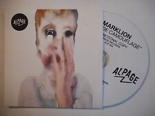 MARKLION : GRANDE CAMOUFLAGE ▓ CD ALBUM PORT GRATUIT ▓