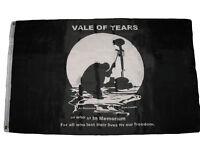 3x5 Vale of Tears In Memorium Premium Flag 3'x5' Banner Grommets Fade Resistant