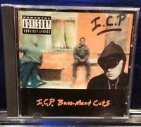 Inner City Posse - Base-ment Cuts CD I.C.P. insane clown basement juggalo psy