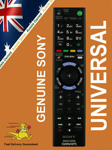 GENUINE SONY SUBSTITUTE REMOTE FOR RM-ED056 KDL50R550A KDL60R550A KDL70R550A