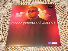 MACEO PARKER Soul Classics w/ CHRISTIAN McBRIDE WDR 2x 180g LP + CD NEW SEALED