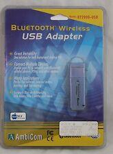 AmbiCom Air2Net™ BT2000-USB (646543172264) Bluetooth Wireless Adapter