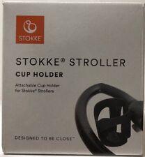 Stokke Cup Holder For Explory Stroller Black NEW 2018