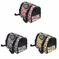 Pet Carrier Bag Travel Bag For Cats/Dogs/Small Animals Tote Bag Adjustable Strap
