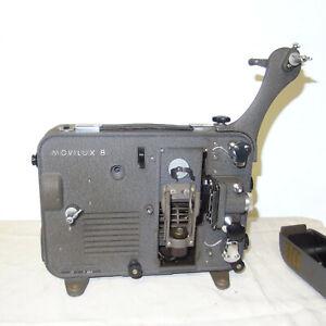 8mm Filmprojektor Zeiss Ikon Movilux 8 Projektor cinema projector Projecteur