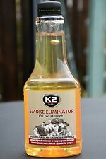 STOP SMOKE ELIMINATOR Oil Treatment Seals Engine REPAIR Reduces Oil Consumption