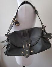 Mango MNG Ladies Green Shoulder Grab Large Bag Handbag Excellent condition