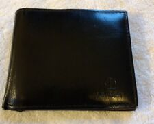 Leader Black  ID , Oyster Card ,Credit card  bifold wallet