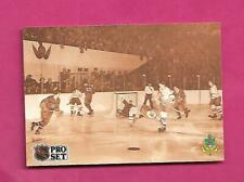 1991-92 PROSET #340 LEAFS BILL BARILKO THE END OF THE INNOCENCE (INV# D2647)