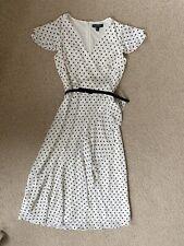 Ralph Lauren Lunares Vestido