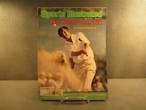 Vintage Sports Illustrated June 6, 1978 Andy North's US Open Cover