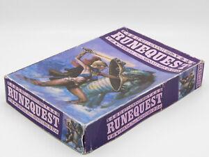 Citadel Miniatures Runequest, Set 2 Adventurers, 25mm metal, Glorantha