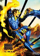 1996 Marvel Masterpieces #58 X-Man NM - Combo Shipping Discounts