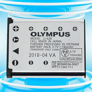 Original Olympus Li-42B Camera Battery for X-600 FE150 160 220 230 250