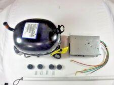 Compressor, Mutiplex Beverage System, Refrigeration, Tecumseh, 1 Hp, 00215423
