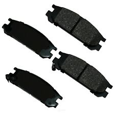 SVX For 1990-1999 Subaru Legacy Impreza Rear  Ceramic Brake Pads