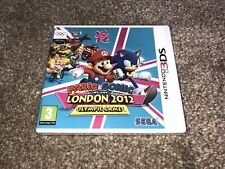 Mario & Sonic at the London 2012 Olympic Games, Nintendo 3DS - PAL - Sealed