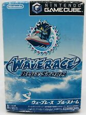New listing Nintendo GameCube GC Wave Race Blue Storm Japan Version US Seller