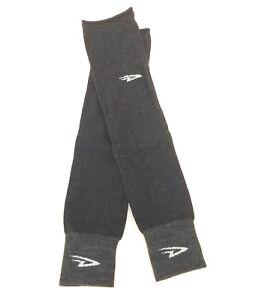 DeFeet Armskin Wool Arm Warmers,Charcoal,Small/Medium