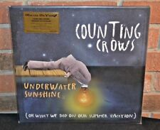 Counting Crows UNDERWATER SUNSHINE  180gm Vinyl 2 LP NEW sealed