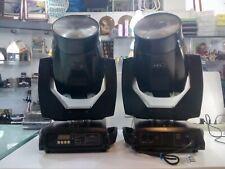 IPL BEAM 300 LAMPADA A SCARICA 300 WATT (COPPIA LAMPADE + 2 CENTRALINE DMX512)