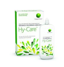 CooperVision Hy-Care Multipurpose Contact Lens Solution 3x250ml