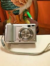 Fujifilm E550 Digital Point and Shoot Camera Tested Working Good Condition