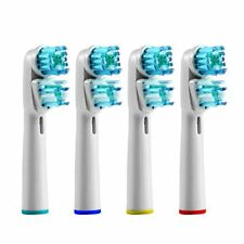 Compatible Oral B Braun dual clean Compatible Electric Toothbrush Brush Heads