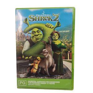 Shrek 2 DVD Free Tracked Postage