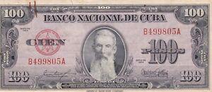 100 Pesos - 1954