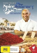 Shane Delia's Spice Journey (DVD, 2013, 2-Disc Set) - Region 4