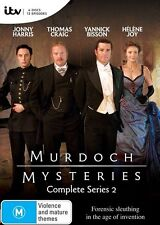 Murdoch Mysteries - Season / Series 2 : NEW DVD