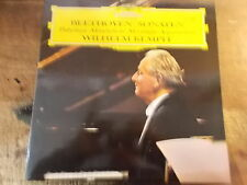 "WILHELM KEMPFF "" BEETHOVEN SONATEN""  LP"